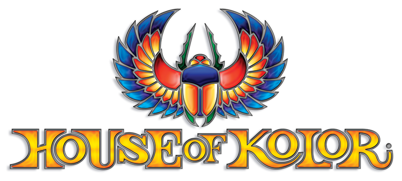 house of kolor House Of Kolor HOK Logo Horizontal