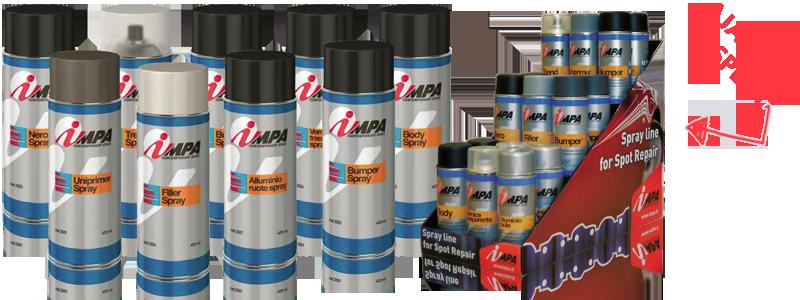 Autójavító spray termékek csomagban autójavító spray Autójavító spray festékek Spray termekek1