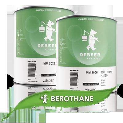 debeer refinish termékek DeBeer Refinish termékek berothane gy
