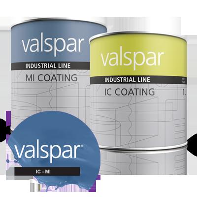 ipari festékrendszer Valspar ic mi02