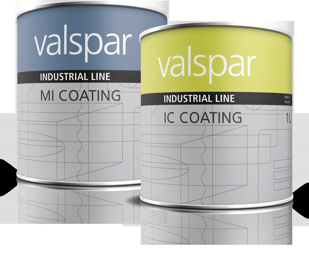 ipari bevonat Valspar Industrial Line - Ipari Bevonat ic mi1