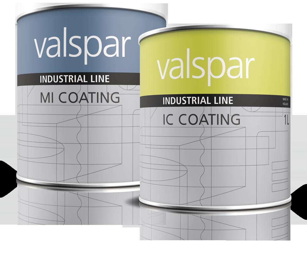 ipari festékrendszer Valspar ic mi2