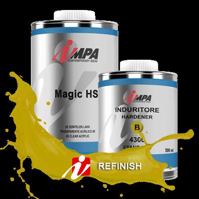 ipari festék Impa Ipari festékek, Javító spray és autófényezési segédanyag refinish s