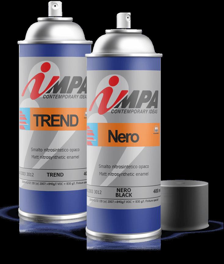 ipari festék Impa Ipari festékek, Javító spray és autófényezési segédanyag spray termekek2