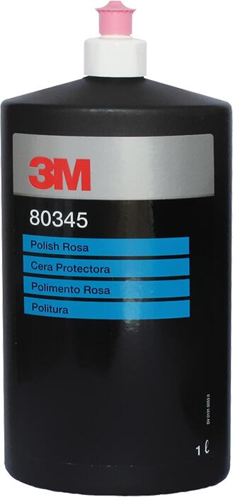 3M 80345 Rózsa Wax polírpaszta 3M Polírpaszta 80345