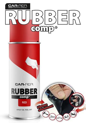 Piros Folyékony gumi Spray