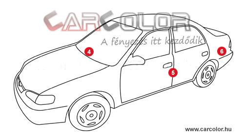Pintiac színkód  Pontiac pontiac szinkod 02 m  solata