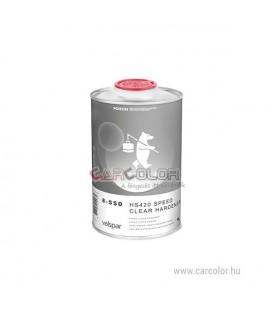 DeBeer 8-550 HS420 Speed Clear Hardener (1l)