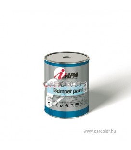 Impa 1501 BUMPER PAINT Textured paint for Bumpers and Plastic (0,5kg)