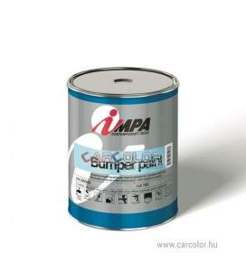 Impa 1501 BUMPER PAINT Textured paint for Bumpers and Plastic (1kg)