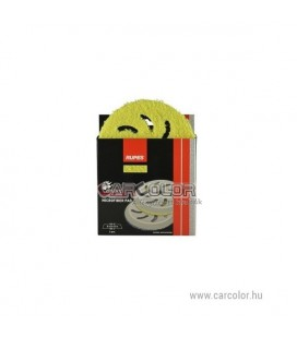 Rupes Microfiber Polishing Pad - Yellow (150mm)