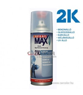 SprayMax Rapid TWO 2K Lacquer - Gloss (400ml)