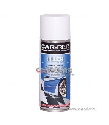 Car-Rep Filler - Töltőalapozó Spray - Fehér (400ml)