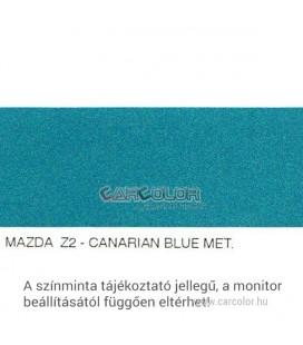 Mazda Metál Bázis Autófesték Színkód: Z2