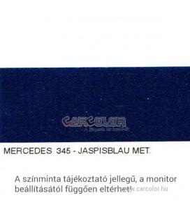 Mercedes Metál Bázis Autófesték Színkód: 345
