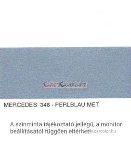 Mercedes Metál Bázis Autófesték Színkód: 348