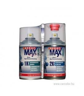 2K Spray Max Fényszóró - Profi Lámpa felújító készlet