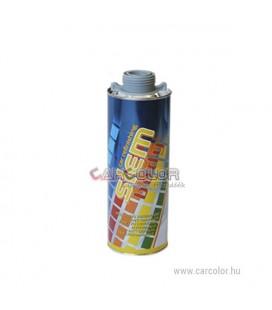 Slem Festhető Alvázvédő - Rozsdagátló Zajtompító Védőbevonat - Rücsi - Fekete (2kg)