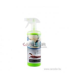 Silk Premium Car Wash&Shine - Ápoló és Tisztító (500ml)