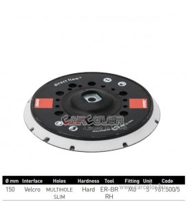 RU 981.500 Rupes backing pad (150mm M8) ER-RH-BR-RH