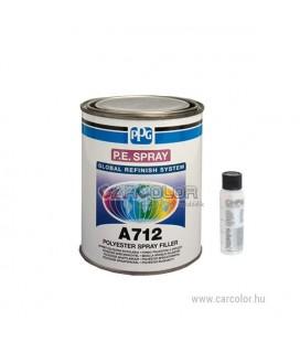 Impa 2K Ultra Fast Acrylic Primer Filler Set - Grey (1,2l)