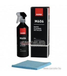 M606 Prémium Gyorstisztító folyadék (500ml)