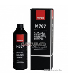 M707 CARNAUBA HIGH GLOSS PROTECTIVE SHAMPOO 500 ml