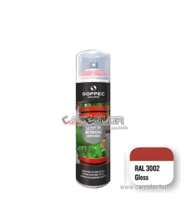 RAL 3002 Acyl Spray (400ml)