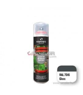 RAL 3020 Acyl Spray (400ml)