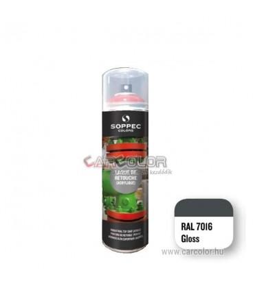 RAL 3020 Fényes Akril festék spray (400ml)