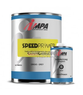 Impa SPEED PRIMER 2K Gyorsan száradó filler szett - Szürke (1,2l)