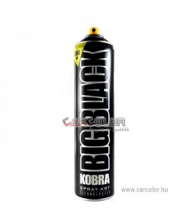 KOBRA MATT BLACK Acyl Spray (400ml)