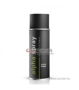 Műanyag Alapozó Spray - Színtelen (400ml)