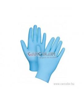 Corcos Black Latex Gloves Size:XL (100pcs)