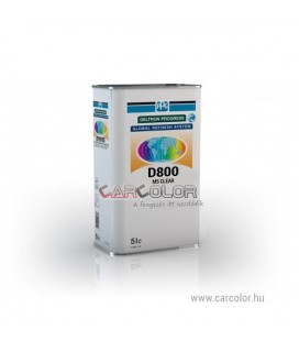 PPG D800 Clear (5l)