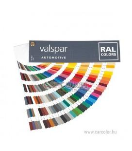 Valspar RAL Colors