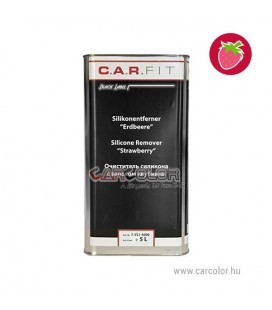 C.A.R. FIT Eper illatú szilikonlemosó (5l)