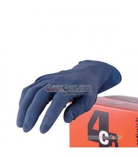 Corcos Latex Gloves Size:L (100pcs)