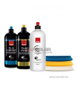 Rupes Excenter Polishing Set