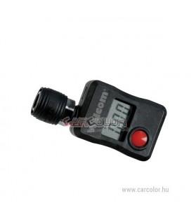 Walmec 90181/W Carbon digitális nyomásmérő óra