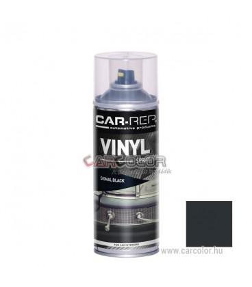 Car-Rep Fekete Vinyl Műszerfal felújító Spray RAL9004 (400ml)