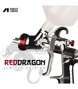 IWATA W400 Bellaria RED DRAGON PRO KIT Fényezőpisztoly (1.3)
