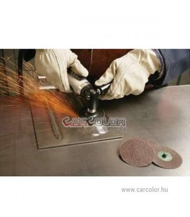 3M 22398 Roloc Coated Cloth-Backed Abrasive Disc 50mm Diameter, Grade 36YF
