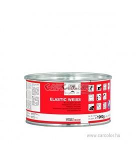 CarSystem Elastic Weiss Finom Kitt (2Kg)