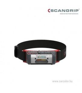 Scangrip I-MATCH 2 Por és Vízálló fejlámpa (160lm)