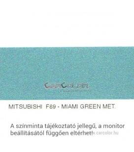 Mitsubishi Metál Bázis Autófesték Színkód: F89