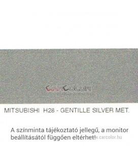 Mitsubishi Metallic Base Color: F89