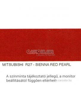 Mitsubishi Metál Bázis Autófesték Színkód: R27