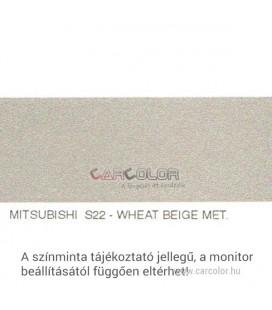 Mitsubishi Metál Bázis Autófesték Színkód: S22