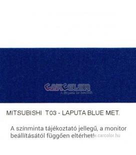 Mitsubishi Metál Bázis Autófesték Színkód: T03